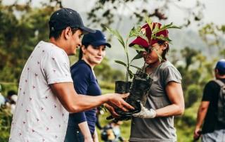 Superhéroes contra la contaminación en Cundinamarca