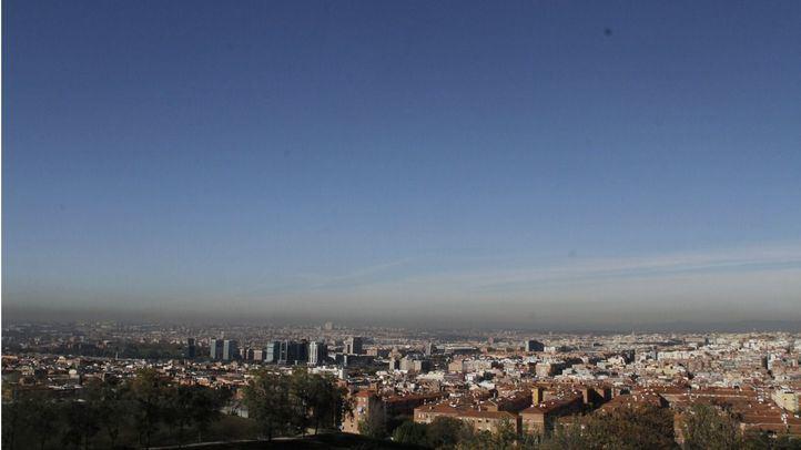 MadAIRE: el mapa que señala las zonas más contaminadas de la capital