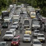 ¿Hora de poner peajes urbanos en calles de Medellín?