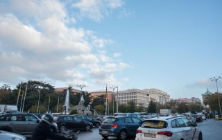La contaminación del aire aumenta tras la entrada en vigor de Madrid Central
