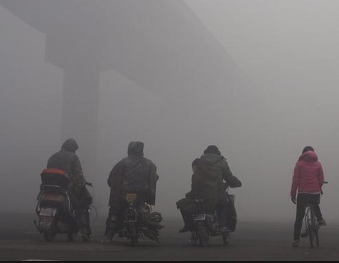 Sembrar nubes para disminuir o eliminar la contaminación