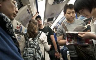 Viajar 60 minutos en el metro de Londres equivale a 24 horas de exposición de partículas contaminantes en la calle