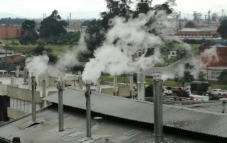 Contaminación en Bogotá se redujo en los últimos diez años: Distrito
