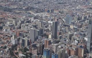 """""""Mejoramos en un 50 % la calidad del aire en Bogotá"""": Secretario General"""
