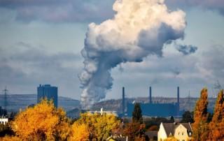 Estas son las primeras 4 empresas que se cierran en Bogotá por contaminación del aire
