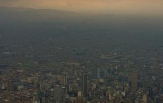 Procuraduría pide a Peñalosa informe sobre alerta de calidad del aire en Bogotá
