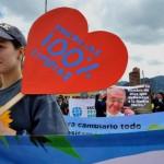 Jóvenes de seis regiones de Colombia marcharán contra el cambio climático