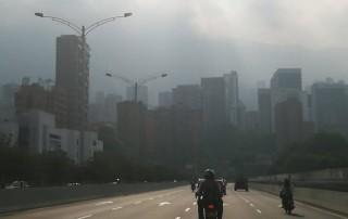 """""""En Colombia no hay voluntad política para mejorar la calidad del aire"""""""