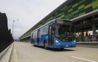 Proponen que el transporte público sea eléctrico en 20 años