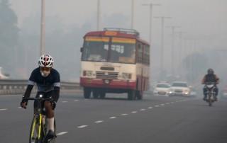 Según estudio, Nueva Delhi es la capital más contaminada del mundo