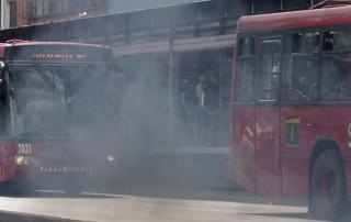 Según estudio, TransMilenio genera altos niveles de contaminación