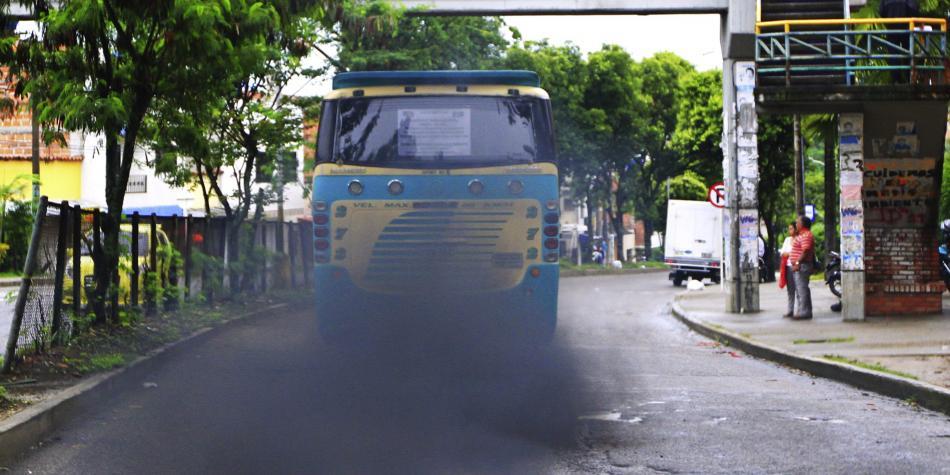 Preocupación en Bucaramanga: calidad del aire sigue deteriorándose