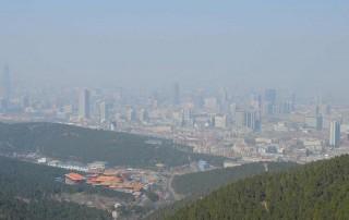 China e India concentran a las ciudades con la peor calidad de aire en el mundo