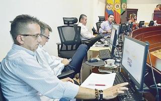 Concejo de Pereira, preocupado por calidad del aire y pide acciones más contundentes