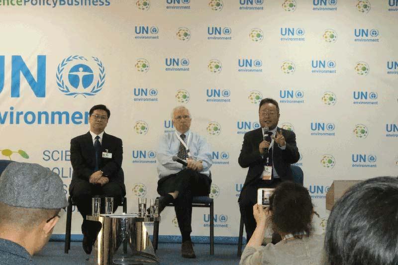 ONU: La calidad del aire de Beijing es un ejemplo internacional