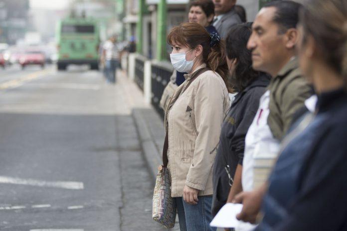 Estos son los síntomas en el cuerpo por la mala calidad del aire en Bogotá