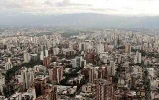 Empeora la calidad del aire en el área metropolitana de Bucaramanga