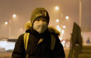 """El aire contaminado es un """"asesino silencioso"""""""