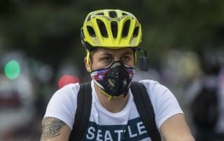 ¿Qué sirve (y qué no) para prevenir la exposición al aire contaminado?