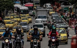 Por mala calidad del aire, pico y placa de Medellín será más intensivo