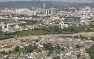 Aire en el área metropolitana de Bucaramanga es dañino para niños, embarazadas y ancianos